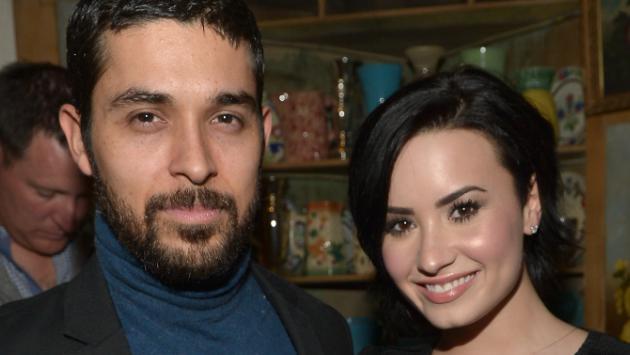 OMG! Wilmer Valderrama revela el secreto de su relación con Demi Lovato