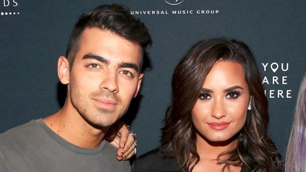 ¿Demi Lovato y Joe Jonas, filmando 'Camp Rock 3'?