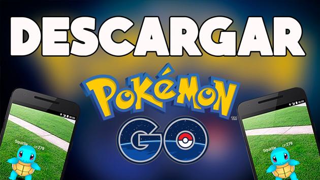 ¿Aún no tienes 'Pokémon Go'? Descárgalo aquí