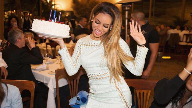 Así celebró Dinah Jane de Fifth Harmony su cumpleaños en Lima [FOTOS + VIDEO]
