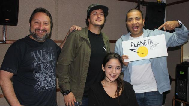 ¡Ariivi y Thomas Young, los DJs peruanos del Life in Color, en 'Mañana Maldita'!