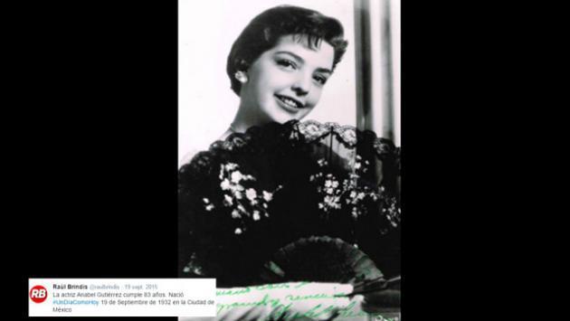 ¿Recuerdas a Doña Espotaverderona? Mira el antes y después de la actriz [FOTOS]