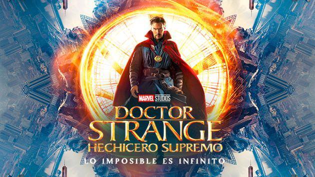 ¡Conoce a los ganadores de las entradas dobles para el pre estreno de 'Dr. Strange'!