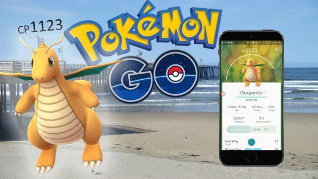 Conoce 3 trucos de 'Pokémon GO' para obtener a Dragonite  en Perú