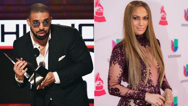 Así es la envidiable relación entre Drake y Jennifer López [FOTO]