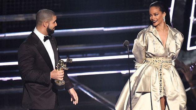 OMG! Rihanna y Drake se reencontraron en este peculiar lugar