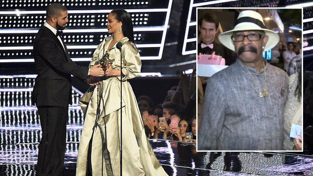 Comentario del papá de Drake sobre la relación de su hijo con Rihanna te decepcionará