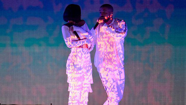 Drake habló sobre su 'amistad' con Rihanna [VIDEO]