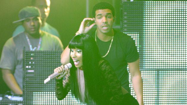 OMG! ¿Qué se traen entre manos Nicki Minaj y Drake? [FOTOS]