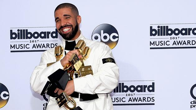 Drake, el gran ganador de los Billboard Music Awards 2017