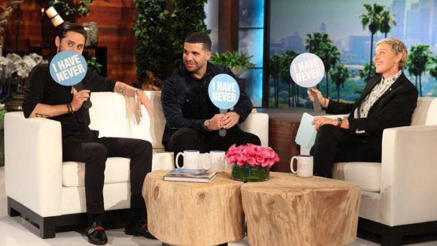 Estas son las increíbles confesiones de Drake y Jared Leto [VIDEO]