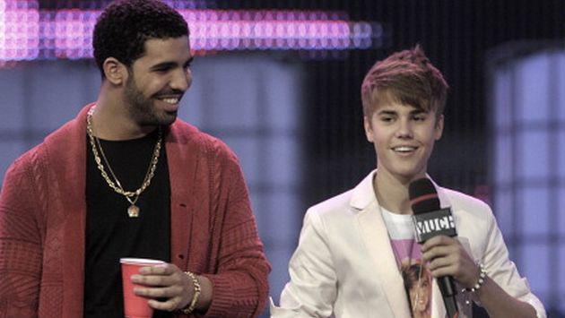 ¡Drake destronó a Justin Bieber en Spotify!