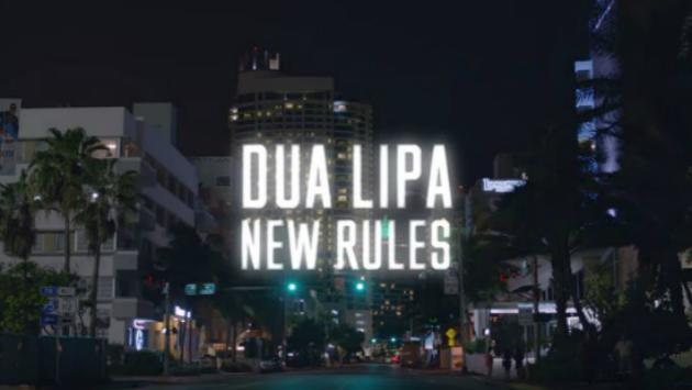 Dua Lipa lanza el video de 'New Rules' y puedes verlo aquí [VIDEO]