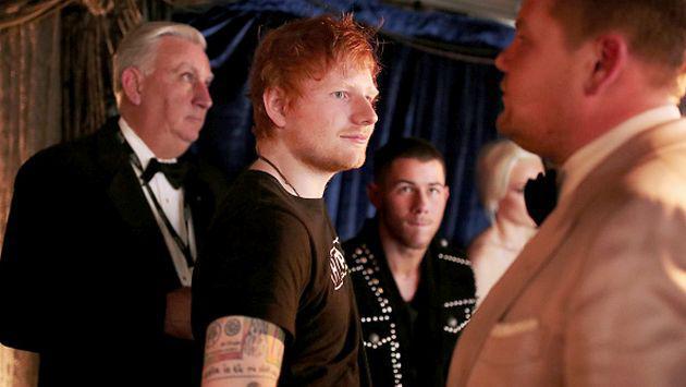 ¡Ed Sheeran tiene una nueva obsesión e involucra a su gato! [FOTOS]