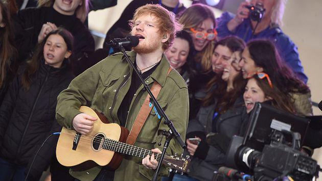 Ed Sheeran y la gran relación que tiene con este exnovio de Taylor Swift  [FOTO]