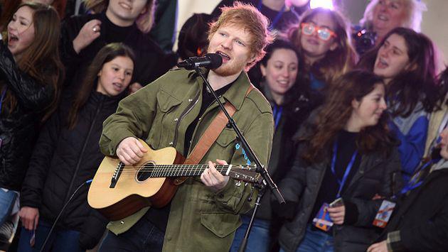 ¿Ed Sheeran tuvo algo que ver con integrante del 'squad' de Taylor Swift?