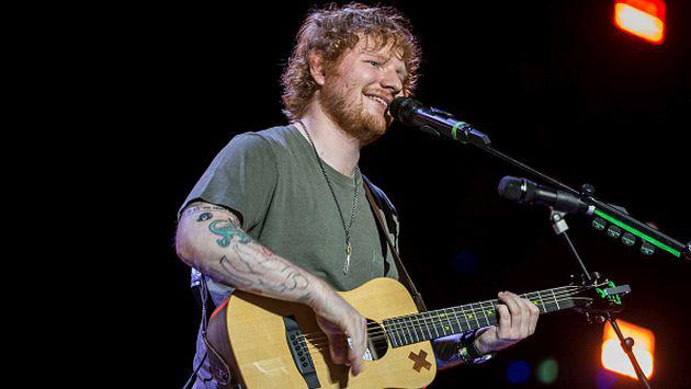 OMG! ¿Ed Sheeran se casó en secreto?