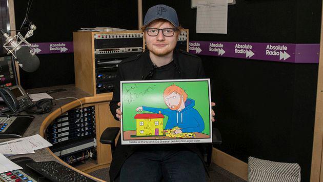 ¿Ed Sheeran se arrepiente de haber escrito esta famosa canción?