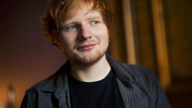 Esto fue lo que hizo Ed Sheeran mientras estuvo alejado de los escenarios