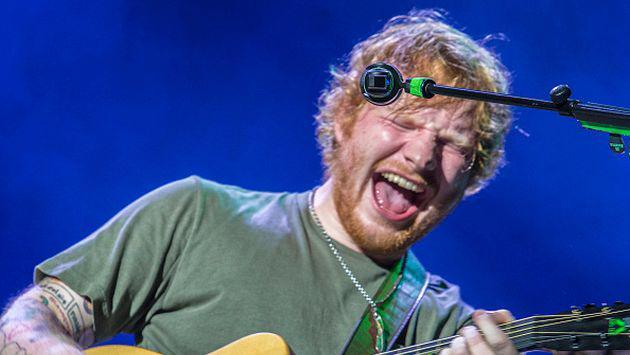 ¡Ed Sheeran reveló que le gusta salir de fiesta con este conocido actor!