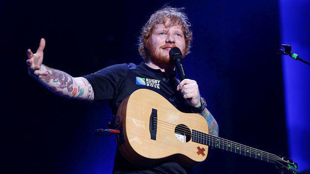 ¡Ed Sheeran es demandado por US$20 millones por plagio!