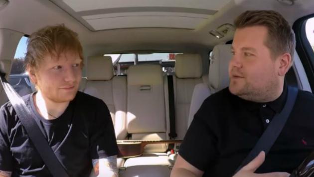 Mira a Ed Sheeran en Carpool Karaoke y entérate de su anécdota con Justin Bieber
