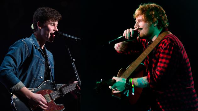 Así fue como Shawn Mendes interpretó 'Castle On The Hill' de Ed Sheeran [VIDEO]