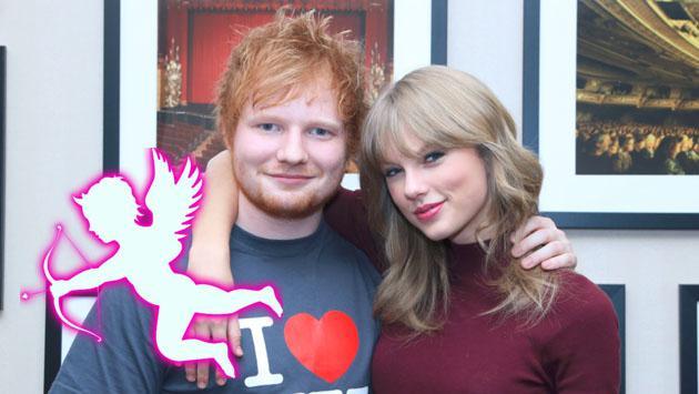 Ed Sheeran contó cómo Taylor Swift fue Cupido en su primera cita con Cherry Seaborn