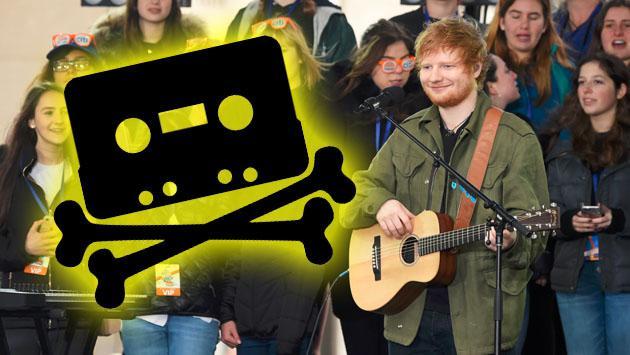 Ed Sheeran cuenta cómo la piratería lo convirtió en el cantante que es hoy
