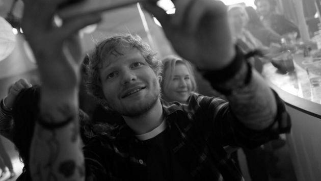 ¡Ed Sheeran participará en la película 'Bridget Jones's Baby'! [FOTO]