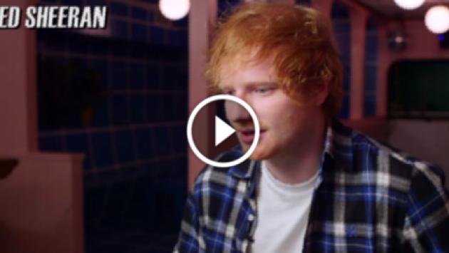 ¿Cuáles son los cinco mejores artistas de todos los tiempos para Ed Sheeran? Chécalo [VIDEO]