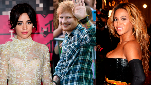 Ed Sheeran compara el debut de Camila Cabello con el de Beyoncé [VIDEO]