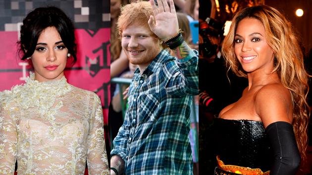 Ed Sheeran compara el debut de Camila Cabello con el de Beyoncé [VIDEO]