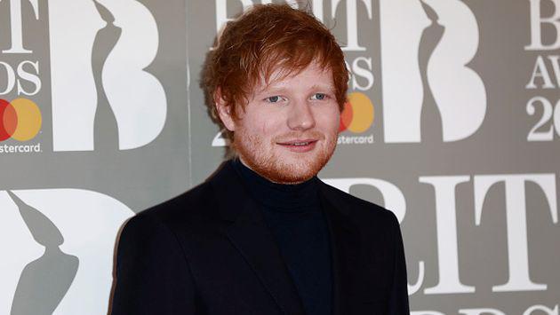Ed Sheeran demostró así ser el mejor novio que alguien puede tener [FOTO]