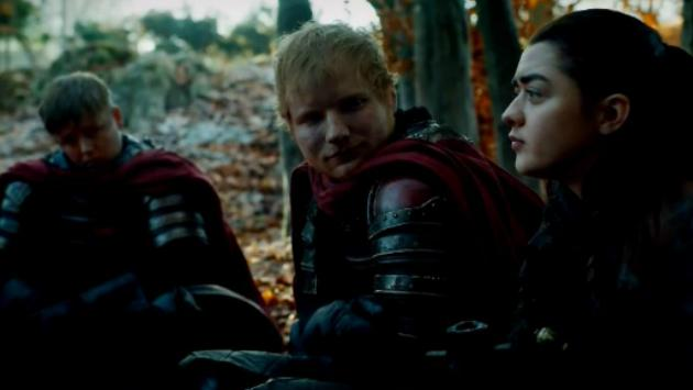 La esperada participación de Ed Sheeran en la temporada 7 de 'Game of Thrones'