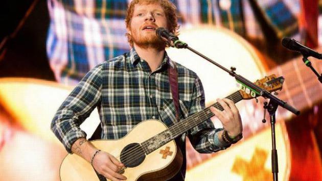 ¡Ed Sheeran cierra el Festival Glastonbury con increíble show! [FOTOS]