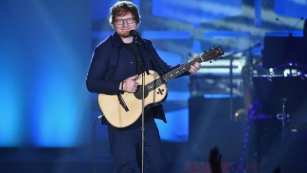 ¿Ed Sheeran quiere cambiar la música por la actuación?