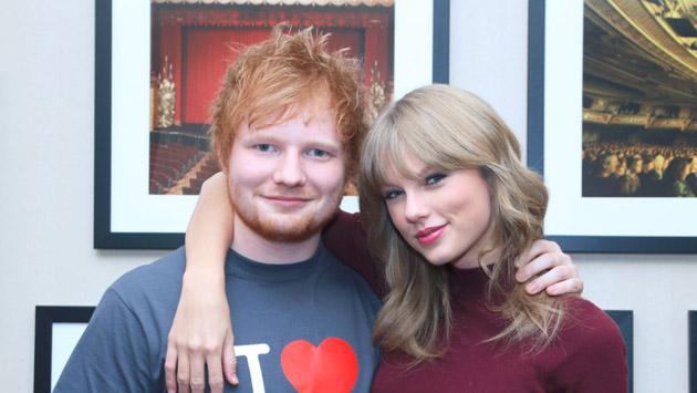 Ed Sheeran revela las medidas extremas que toma Taylor Swift para que su música no se filtre