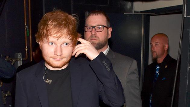 Ed Sheeran reveló el tremendo error que lleva escrito en su último tatuaje