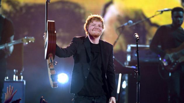 ¡Ed Sheeran pide combartir el terrorismo con amor y música!