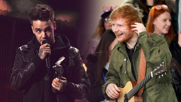 Ed Sheeran y Liam Payne están a punto de sorprenderte como no imaginas