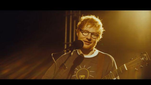 OMG! ¡Escucha rapear a Ed Sheeran en su nueva canción 'Eraser'! [VIDEO]
