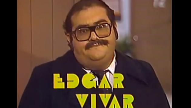 OMG! ¡Édgar Vivar volvió a interpretar al 'Señor Barriga'! [VIDEO]