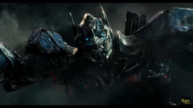 El brutal primer tráiler de 'Transformers: El último caballero' [VIDEO]