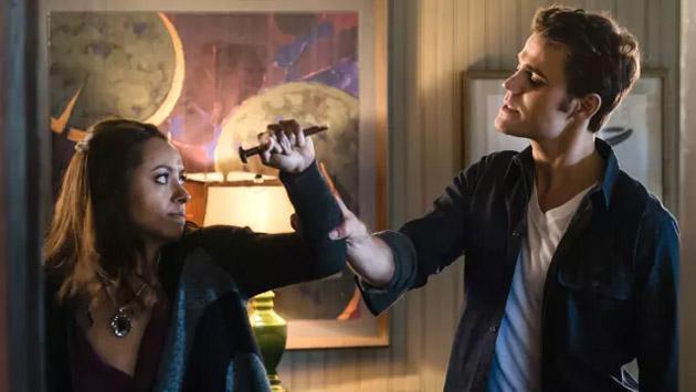 El episodio 8x11 de 'The Vampire Diaries' en imágenes. ¿Caroline morirá?