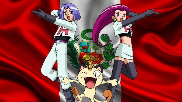Estos videos demuestran que el Equipo Rocket de 'Pokémon' es fan del Perú