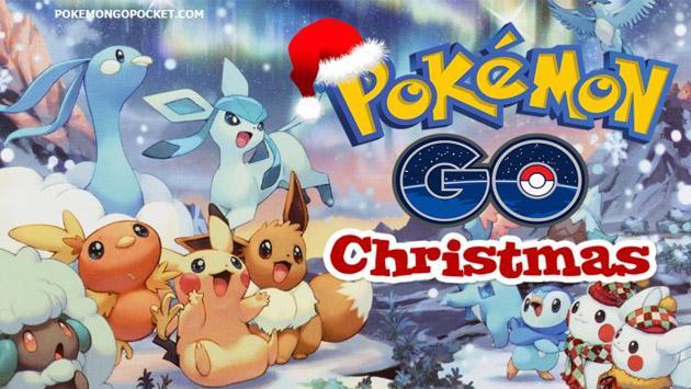 El evento de Navidad de 'Pokémon GO' aún no termina. Mira lo que te ofrece