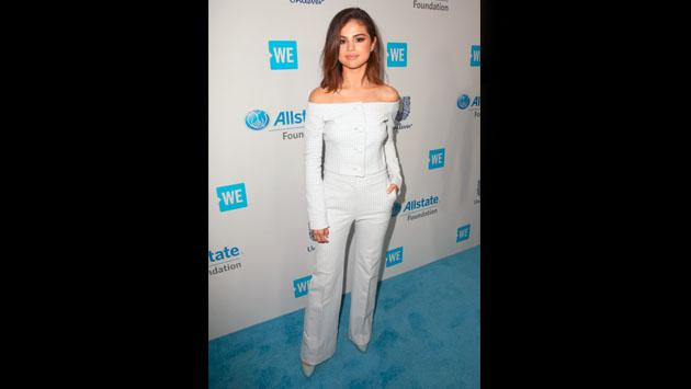 El nivel de Selena Gomez para cambiar de ropa es impresionante [FOTO]
