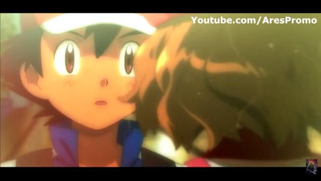 ¿El primer beso de Ash Ketchum en 'Pokémon' al fin se dio? [VIDEO]