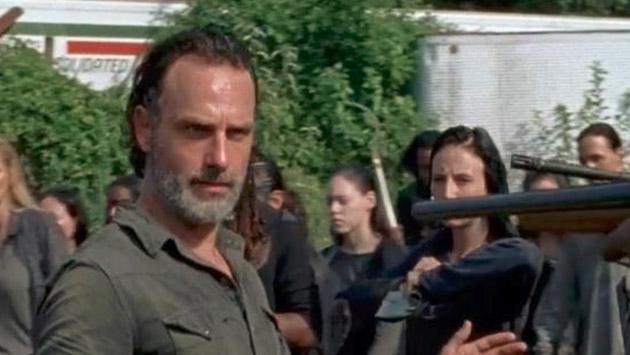 El significado de la sonrisa final de Rick Grimes en el regreso de 'The Walking Dead'